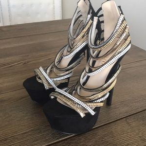 Shoes - 6 inch High heels